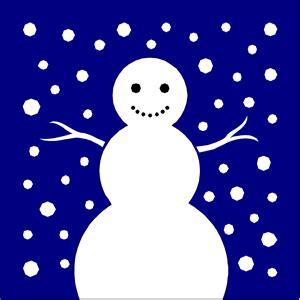Snowman Doormat Snow Clipart Clipground