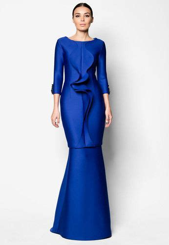 royal blue baju raya 2015 57 best images about baju raya on pinterest kebaya