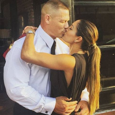 nikki bella and john the gallery for gt nikki bella and john cena engaged