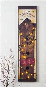 battery operated wall mounted ls primitive country large battery lighted birdhouse picture