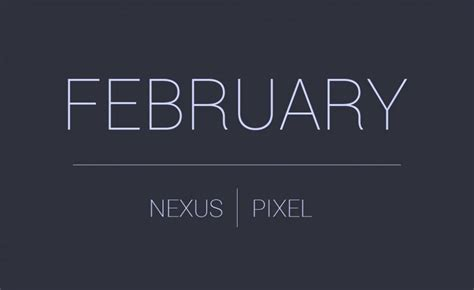android security policy updates february s android security update goes live for nexus and pixel devices techgreatest