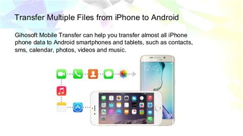transfer sms from android to iphone how to migrate sms from iphone to android phones