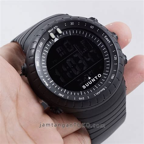 Suunto Fullblack gambar suunto ambit 2 kw black on