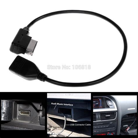 Audi Audio Cable by Audi Ami Usb Cable Usb Audio Cable Adaptor For Audi