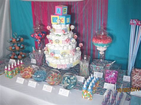 Baby Shower Table by Dessert Table S Baby Shower