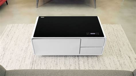 coffee table with plugs sobro coffee table how to it in