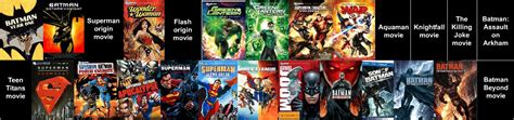 film anime dc dc animated movies continuity timeline new by