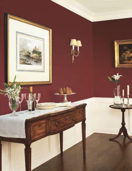 dunn edwards paints paint colors wall crimson dea152 trim swiss coffee dew341 click