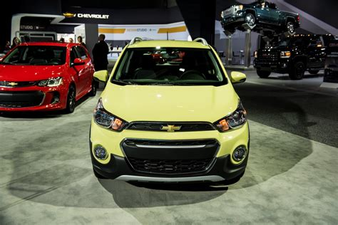 2017 chevy spark activ info specs pictures gm authority