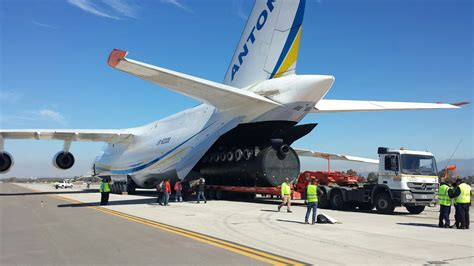 antonov s 39 minute freighter flight from chile to argentina air cargo news