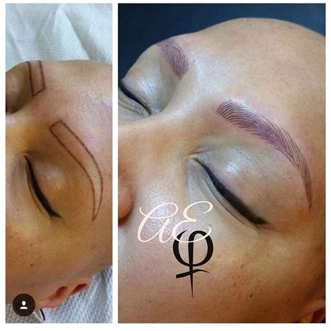 tattoo eyeliner michigan 190 best images about micro blading eyebrows on pinterest