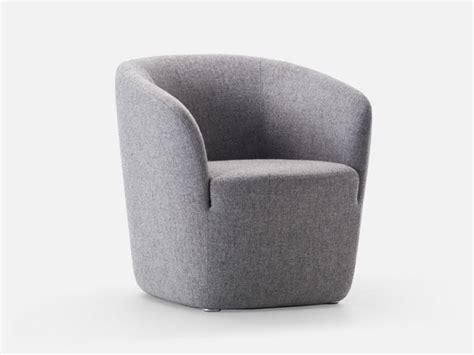 Small White Armchair Dep Small Armchair By La Cividina Design Luca Botto