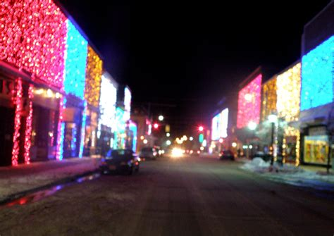 christmas lights kingston cam