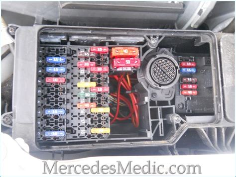 Motor Blower Mercy New W210 Diskon fuses on mercedes e class w210 are located in several