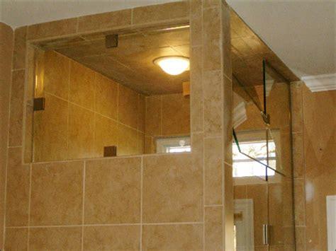 custom steam shower glass enclosure williamsburg
