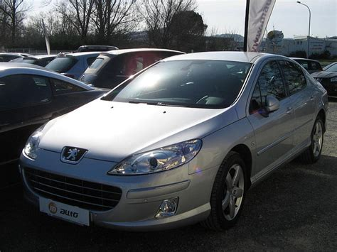 peugeot 407 1 6 hdi 110 photo 24234 complete collection