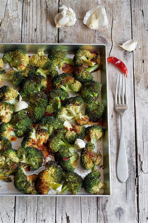 cucinare arrosto al forno broccoli arrosto speziati al forno le mie ricette con e senza