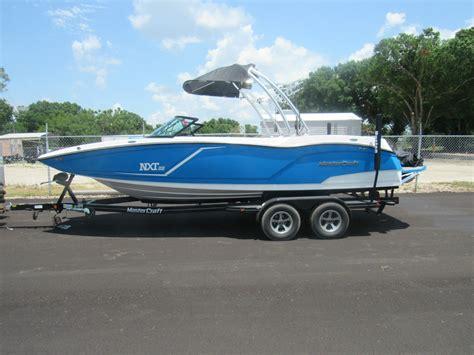 mastercraft boats usa mastercraft nxt22 boat for sale from usa