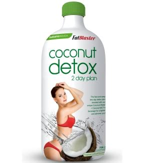 Coconut Cleanse 2 Day Detox Nutrition Works by Naturopathica 2 Days Coconut Detox 750ml Towers Pharmacy