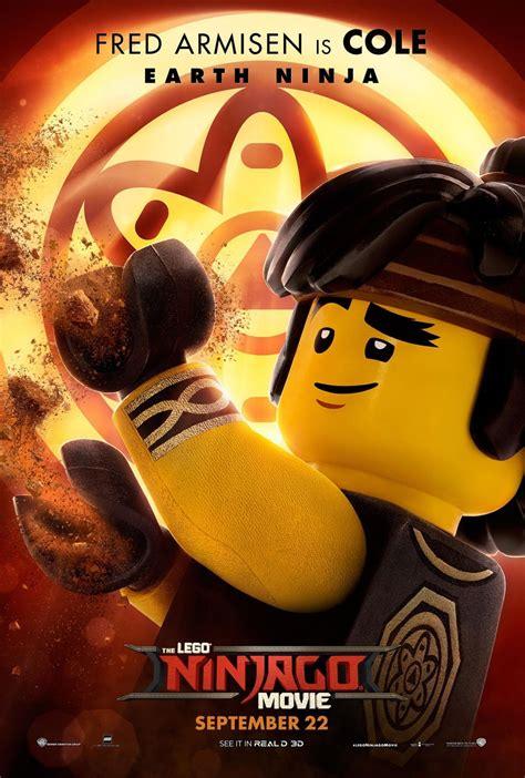 Poster Lego Ninjago 2017 ninjago teaser trailer