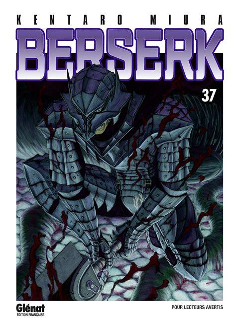 berserk vol 39 gl 233 nat change de papier