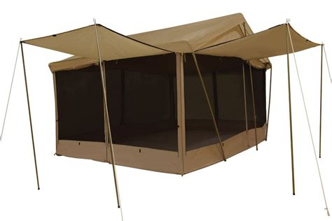 cabin tent with screen room trek tent 282a screen room