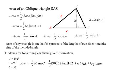 html non printable area area of non right angled triangle worksheet area of