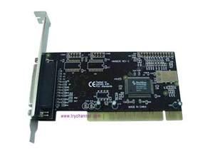 pci express 1 port parallel controller card china pci