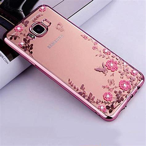 Soft Flower Swarovski Iring For Samsung Galaxy J7 Prime handyh 252 llen ukayfe bei i tec de