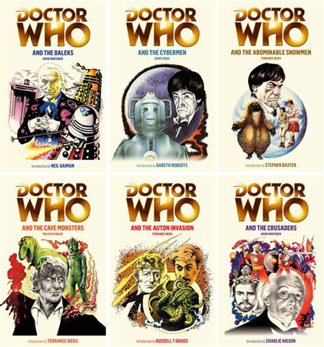 the children of the cold classic reprint books doctor who classic target novel re releases merchandise