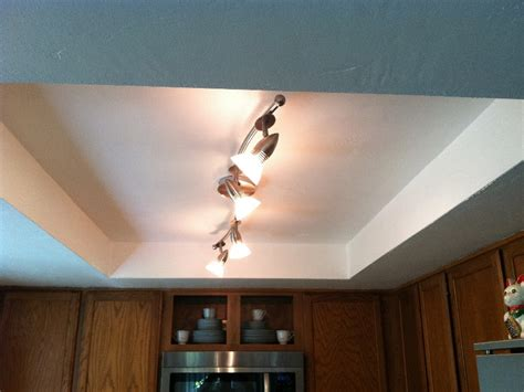 Kitchen Ceiling Light Consider It Done Construction Kitchen Ceiling Lighting