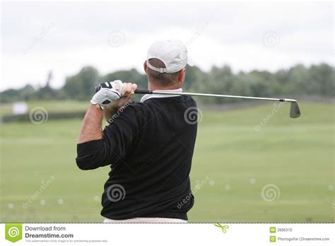 swing man golf man golf swing stock photo image 2695370