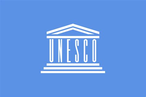 unesco si鑒e file flag of unesco svg simple the