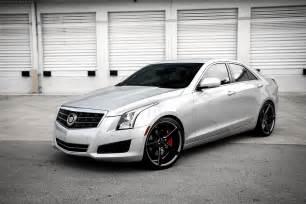 Cadillac Ats Custom Wheels Customized Cadillac Ats Exclusive Motoring Miami Fl