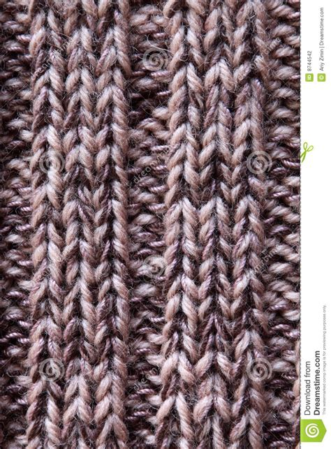 knitting pattern photography knitted pattern stock photography image 8744542
