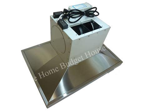 quietest range hood fan stainless steel 30 quot kitchen fan oven range hoods island