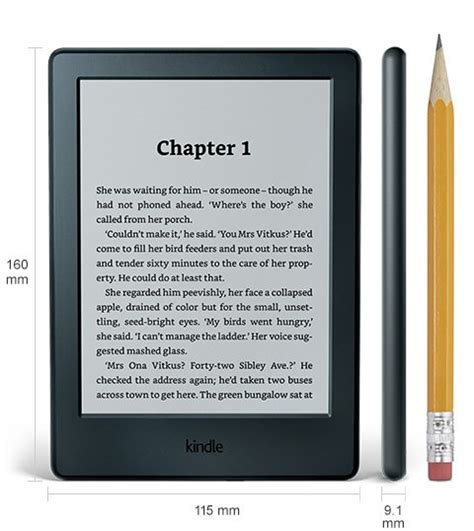 html format for kindle amazon all new kindle e reader 6 quot glare free touchscreen