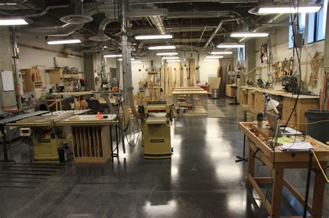 cu woodshop school of woodworking woodshop department of history