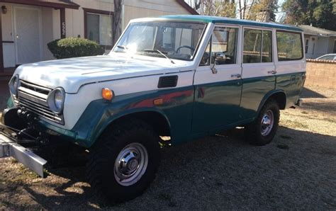 1971 Toyota Land Cruiser But Ready 1971 Toyota Fj55 Land Cruiser