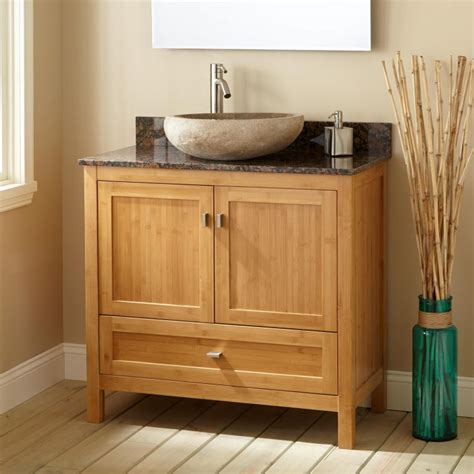 Shallow Sink Vanity by Bathroom Ideas Varnished Wooden Shallow Bathroom