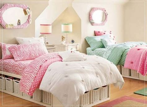 twin bedroom ideas twin beds girls rooms decor twin girls with chic bed