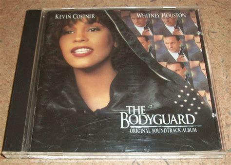 Cd Houston Ost The Bodyguard houston kevin costner the bodyguard rock pop soundtrack cd
