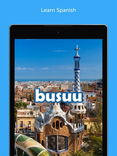 learn to speak spanish with busuu android apps on google