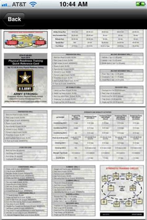 printable prt card gta 07 08 003 army prt card app for ios review