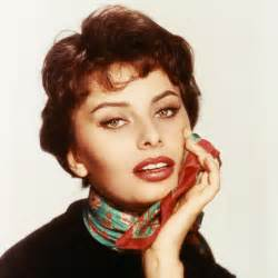 hairstyles for in late 50 s sophia loren 13 of the 1950s most iconic hairstyles