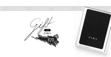 Zara Giveaway - giveaway 70 zara giftcard joan of july