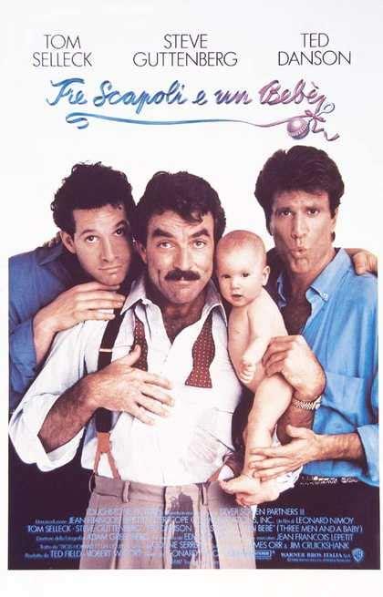 tre uomini e una culla tre scapoli e un beb 232 1987 avi dvdrip xvid mp3 ita