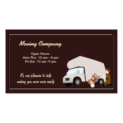 moving company zazzle