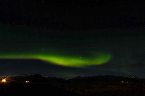 Best Time Of Year To See Northern Lights by The Northern Lights In Iceland 187 Lavi Was Here