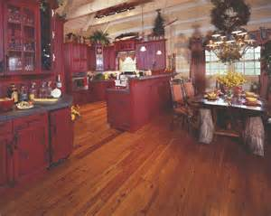 Red Kitchen Furniture by Best 20 Red Kitchen Cabinets Ideas On Pinterest Red